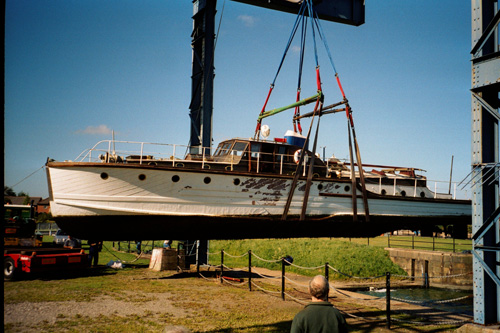 Caprella lifted at Preston 2004