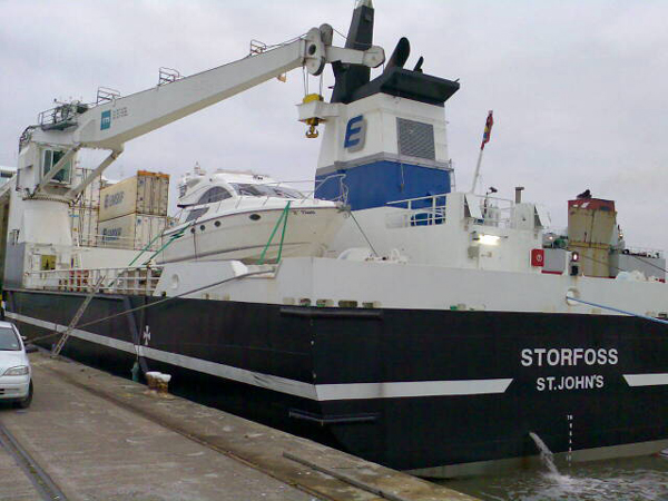 YACHTS FOR NORWAY Fairline Targa 40 bound for Alesund